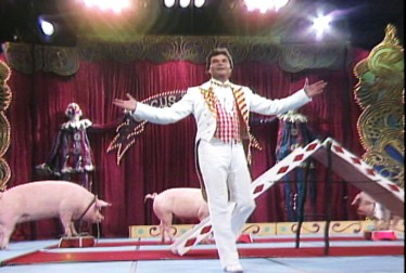 Fred Willard Footage from Circus of the Stars