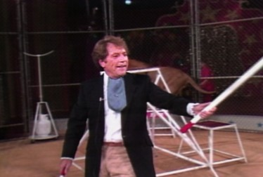 George Segal Footage from Circus of the Stars