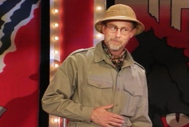 Harry Anderson Footage from Circus of the Stars