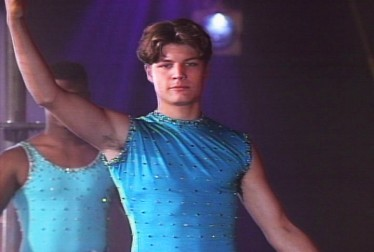 Jay R. Ferguson Footage from Circus of the Stars