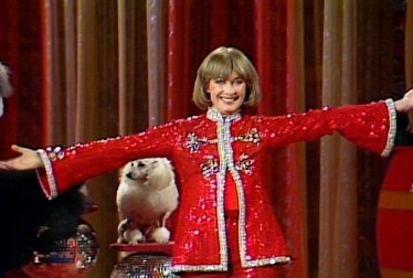 Jean Marsh Footage from Circus of the Stars