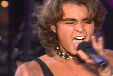 Joey Lawrence Footage from Circus of the Stars