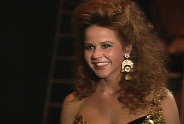 Linda Blair Footage from Circus of the Stars