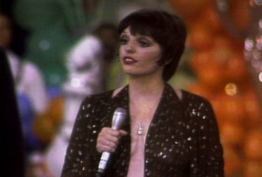 Liza Minelli Footage from Circus of the Stars