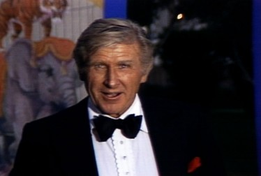 Lloyd Bridges Footage from Circus of the Stars