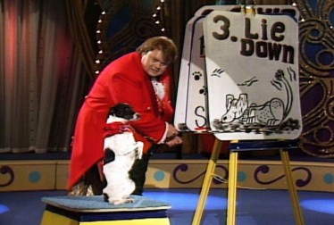 Louie Anderson Footage from Circus of the Stars