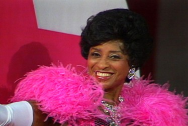 Marla Gibbs Footage from Circus of the Stars