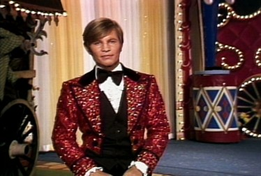Michael York Footage from Circus of the Stars