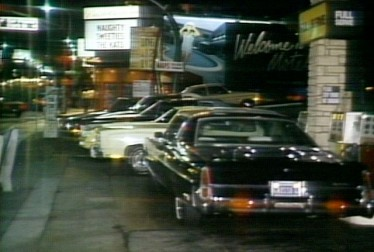 Sunset Strip Footage from Hollywood Heartbeat