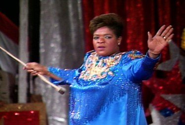 Nell Carter Footage from Circus of the Stars