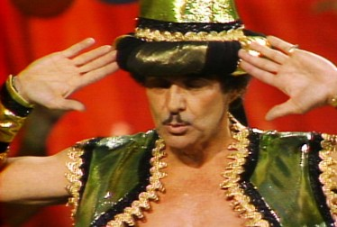 Pat Harrington Footage from Circus of the Stars