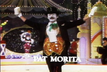 Pat Morita Footage from Circus of the Stars