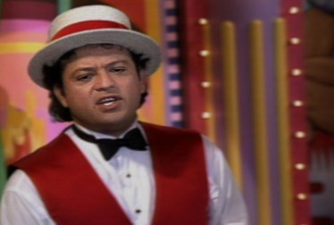 Paul Rodriguez Footage from Circus of the Stars