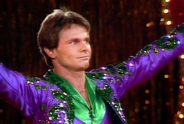 Peter Scolari Footage from Circus of the Stars