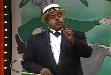 Reginald VelJohnson Footage from Circus of the Stars