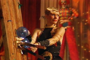 Sally Kellerman Footage from Circus of the Stars