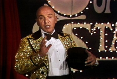 Telly Savalas Footage from Circus of the Stars