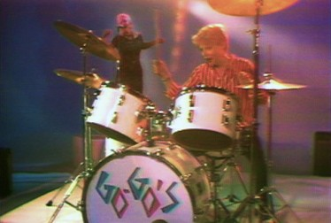 The Gogos Footage from Hollywood Heartbeat