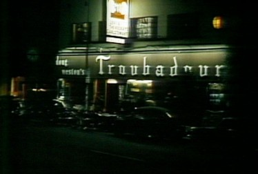 The Troubadour Footage from Hollywood Heartbeat