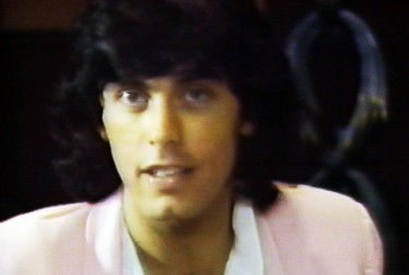 Tom Petersson Footage from Hollywood Heartbeat