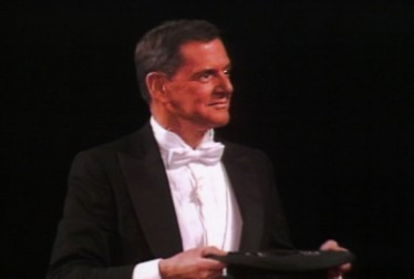 Tony Randall Footage from Circus of the Stars