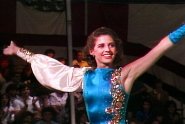 Tracy Scoggins Footage from Circus of the Stars