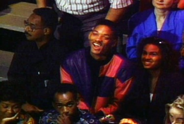 Will Smith Footage from Circus of the Stars