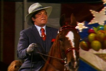 William Shatner Footage from Circus of the Stars