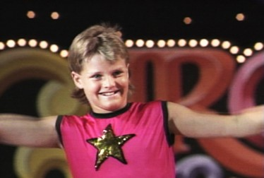 Zachery Ty Bryan Footage from Circus of the Stars