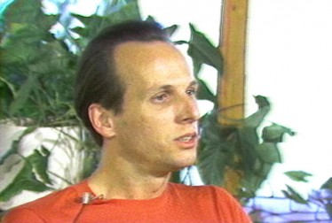 Adrian Belew Footage from Bradley Friedman Collection