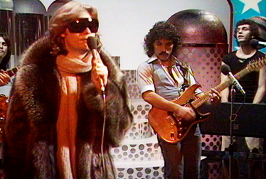 HALL AND OATES Footage from TopPop