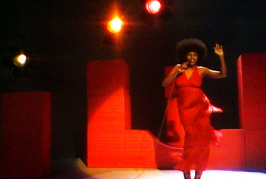 BETTY WRIGHT Footage from TopPop