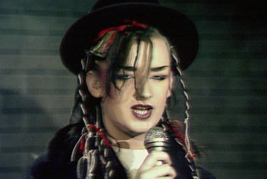 CULTURE CLUB Footage from TopPop