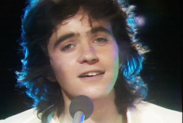 DAVID ESSEX Footage from TopPop