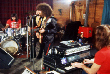 ELECTRIC LIGHT ORCHESTRA Footage from TopPop