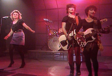 THE GOGOS Footage from TopPop