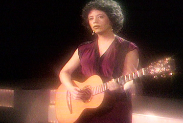 JANIS IAN Footage from TopPop