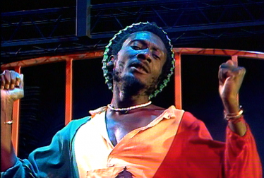 JIMMY CLIFF Footage from TopPop