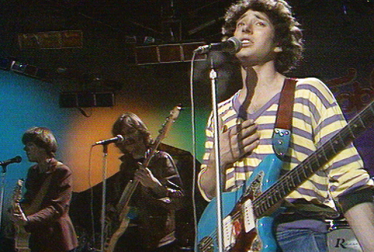 JONATHAN RICHMAN AND THE MODERN LOVERS Footage from TopPop