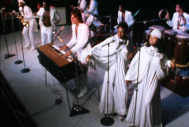 K.C. AND THE SUNSHINE BAND Footage from TopPop