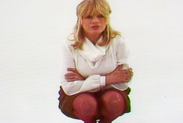 MARIANNE FAITHFULL Footage from TopPop