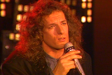 MICHAEL BOLTON Footage from TopPop