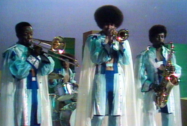 THE OHIO PLAYERS Footage from TopPop