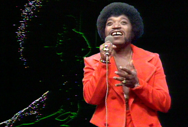 PERCY SLEDGE Footage from TopPop