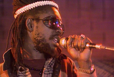 PETER TOSH Footage from TopPop