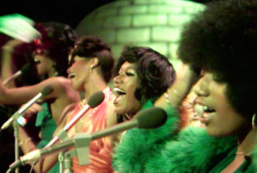 THE POINTER SISTERS Footage from TopPop
