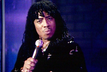 RICK JAMES Footage from TopPop