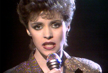 SHEENA EASTON Footage from TopPop