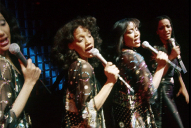 SISTER SLEDGE Footage from TopPop