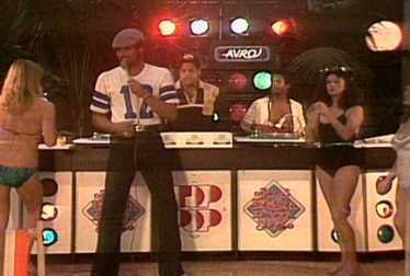 SUGARHILL GANG Footage from TopPop